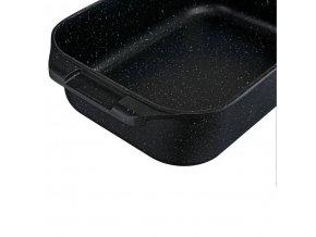 Tepelně odolná hliníková miska, velká kapacita pekáče - SECRET de GOMURME
