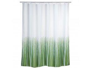Sprchový závěs, textilní, Příroda, 180x200 cm, WENKO