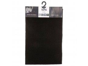 Matka do koupelny TAPIS UNI, 40x60 cm, barva černá