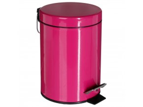 Kov Koupelna Košík 3 L Fuchsiová barva