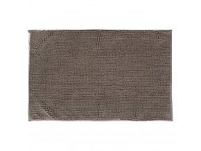 Podložka do koupelny TAPIS MINI ČENILLE, 50x80 cm, taupe