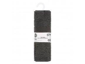 Podložka do koupelny TAPIS MINI CHENILLE, 50x80 cm, šedá