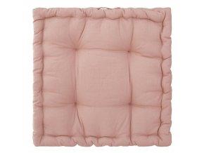 Polštář OTTO, čtvercový, 40 x 40 cm, růžový