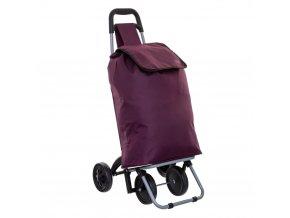 Nákupní košík, Nomade burgundy 5five Simple Smart