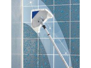 Multifunkční mycí stěrka, mop z mikrovlákna, WENKO