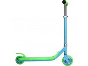 Dvoukolová koloběžka pro dítě s brzdou, barevný skútr pro děti od 3 let