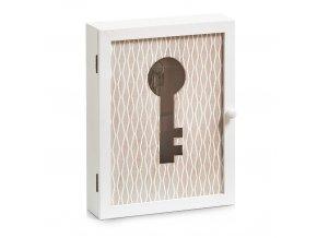 Skříň severského klíče, dřevěná, Zeller