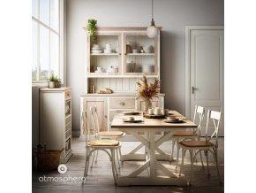 Dvě rostliny v dekorativním koši, Aloe v květináčích a košíku, Atmosphera Créateur d'intérieur