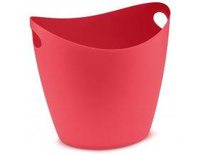 škopek do koupelny BOTTICHELLI,velikost XL - barva malinová, KOZIOL
