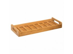 Stojan na koření 5five Simple Smart, bambusové dřevo 8 míst pro koření