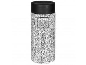 Dekorativní kámen na vázy, dekorační, 750 g, stříbrná