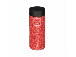 Dekorativní písek na vázy, 750 g, vůně červeného ovoce