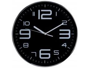 Nástěnné hodiny, kulaté, Ø 30 cm