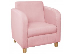 Dětská židle PINK, dětská židle, pouf, sedadlo