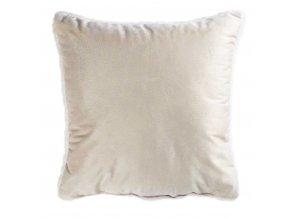 Dekorativní polštář AUSTRAL, 40 x 40 cm, bílý