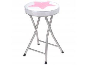Dětský stolek STAR, taburet, sedadlo, židle