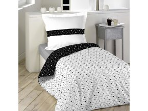 Bavlněné ložní prádlo COSMO, 140 x 200 cm
