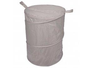 Koš na prádlo VITAMINE POP, barva taupe, 50x38cm