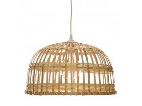 Závěsné svítidlo BAMBOU NATUREL Ø 40 cm, bambus