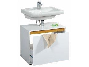 Umyvadlová skříňka se zásuvkou 60 x 38,5 x 52 cm, KESPER