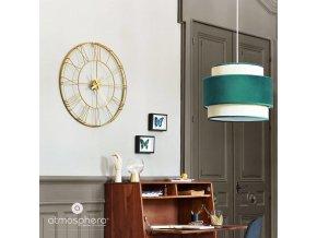 Dřevěná ruční model, pravá, 30 cm