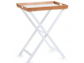 Konferenční stolek - podnos snídaňový, 2v1, ZELLER