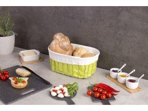 Košík na chleba, sušenky, ovoce - 32x22x14 cm, ZELLER