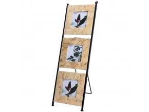 3 x fotorámeček - dřevěný fotorámeček, galerie