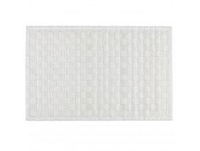 Protiskluzová podložka ADRIA WHITE, 80 x 50 cm, WENKO