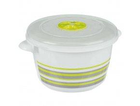Kontejner na potraviny 1.5 L Kolo, Zelená