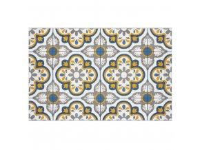 Moderní dekorativní koberec Mozaika, 100 x 150 cm
