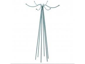 Stojan na kovový šperk, 30 cm, zelený