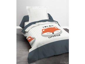 Sada dětských postelí HAPPY FOX, 140x200 cm, dnes