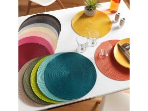 kulatý stůl, Ø 35 cm, taupe