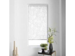 Okenní roleta JAPONSKÁ, 60 x 180 cm, bílá