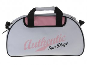Cestovní taška,  turistická, sportovná San Diego, růžová barva