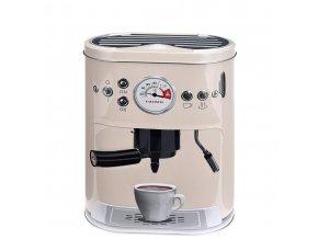 Nádoba na potraviny COFFEE MACHINE, kontejner kuchyňský, velikost S
