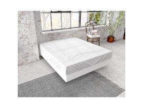 Flanelové prostěradlo DREAMHOUSE, 160 x 200-210 cm