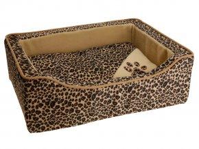 Pelíšek pro psy, kočky WILD ANIMALS - velikost M
