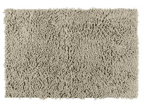 Podložka do koupelny s protiskluzovým povrchem, měkká polyesterová dlažba - 80 x 50 cm, WENKO
