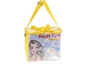 Termoizolační cestovní taška HAPPY TIME - 15l