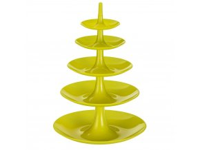 Podnos na sladkosti BABELL BIG - olivová barva, KOZIOL 4002942239377