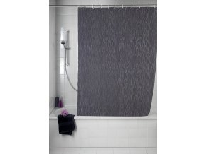 Sprchový závěs DELUXE, textilní, 180x200 cm, WENKO