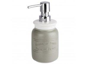 Dávkovač na mýdlo MAISON GREY - 420 ml, WENKO