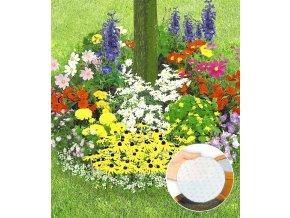Rohož se semeny květi - 150x40 cm, WENKO