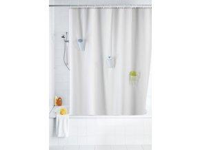 Sprchový závěs, Villa, 180x200 cm,WENKO