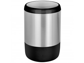 Odpadkový koš LOFT, nerezová ocel - 20 l, WENKO