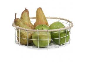 Kulatý koš na ovoce, Ø 24 cm, ZELLER