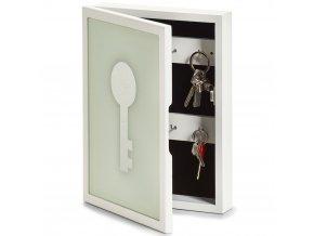 Skříň na klíče KEY, věšák na drobnosti, 22x5x30 cm, ZELLER