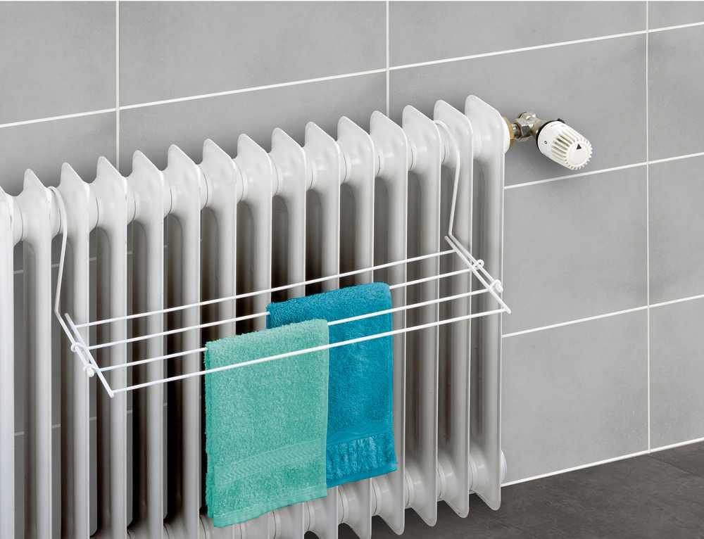 Sušák na prádlo, věšák na radiátor, WENKO